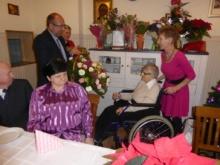 Więcej o: 100. rocznica urodzin mieszkanki Nakli