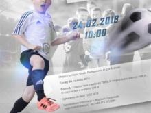 Więcej o: Turniej piłki nożnej im. Czesława Baranowskiego