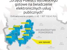 """Więcej o: """"Urzędy Powiatu Bytowskiego gotowe na świadczenie elektronicznych usług publicznych"""""""