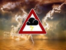 Więcej o: Ostrzeżenie meteorologiczne