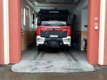 Więcej o: Nowy samochód ratowniczo-gaśniczy w OSP Nakla