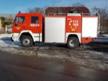 Więcej o: Sprzedaż samochodu  pożarniczego – II przetarg