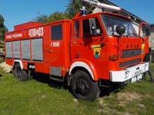 Więcej o: Sprzedaż samochodu specjalnego pożarniczego marki JELCZ 005 STAR 244